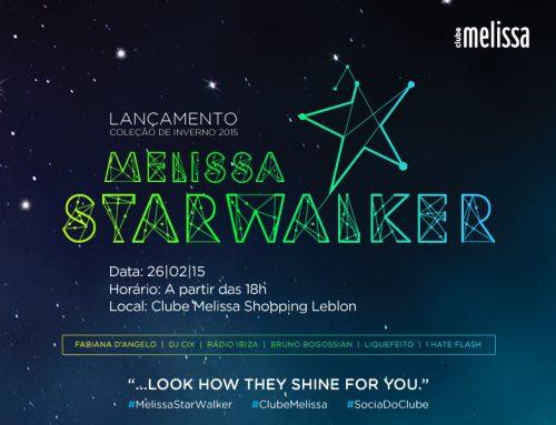 Lançamento Melissa Starwalker