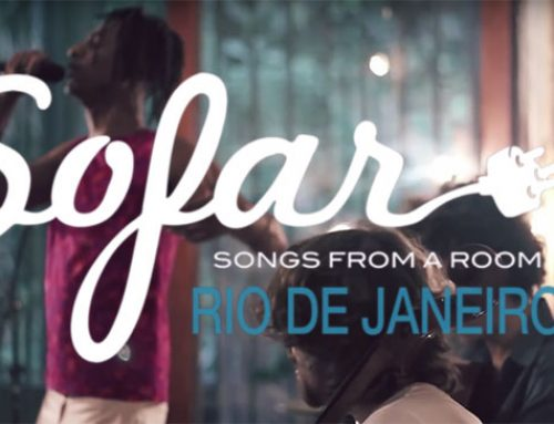 Sofar Sounds: música e drinks autorais.
